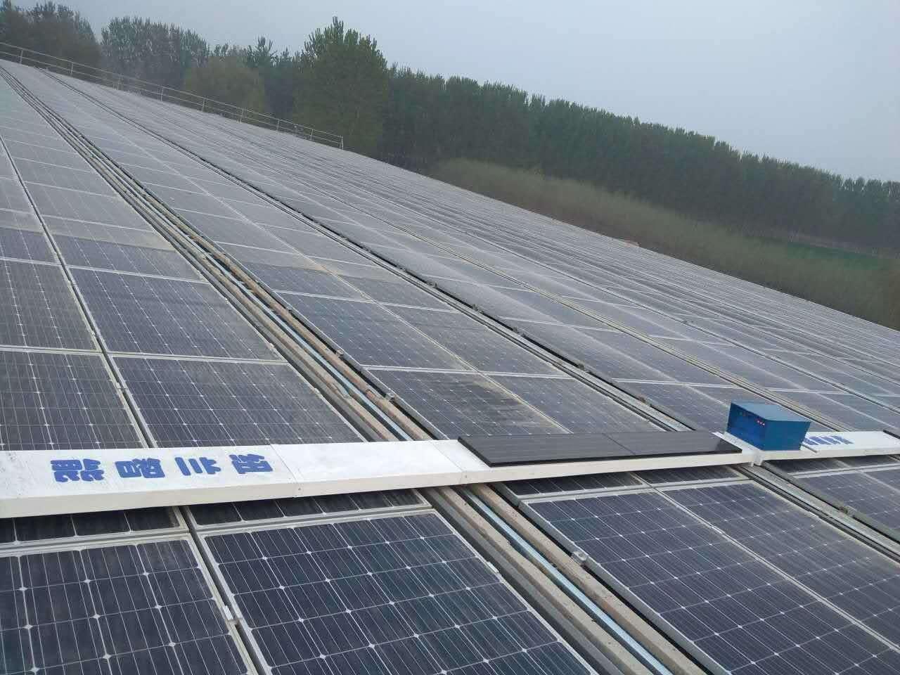 聊城屋顶光伏电站